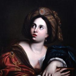 la Sibilla persica after Domenico Zampieri